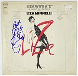 "Liza Minnelli In-Person Signed ""Liza With a 'Z'"" Album Record (John Brennan Collection) (BAS Guaranteed)"