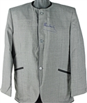 The Beatles: Paul McCartney Signed Custom Dezo Hoffman Style Beatles Suit Jacket (PSA/DNA)